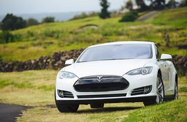 Tesla plans to roll out 500,000 electric cars a year.